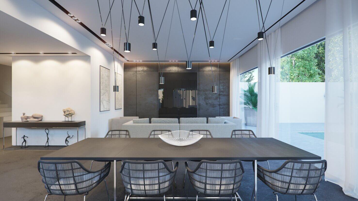 עיצוב תאורה - להאיר את הבית