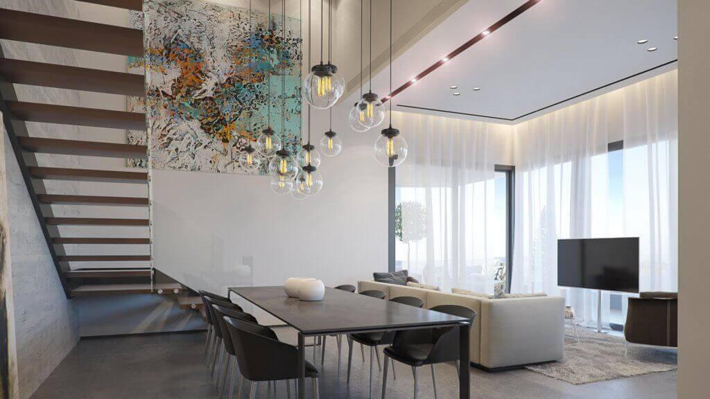 שילוב גופי תאורה בעת עיצוב הבית