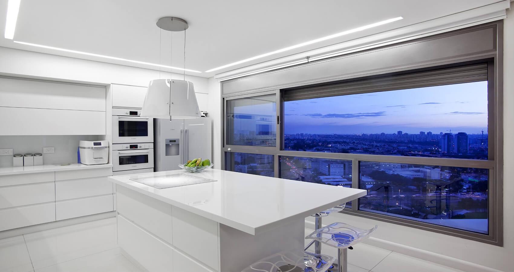 הטרנדים המובילים של אדריכלים בעת עיצוב מטבח מודרני