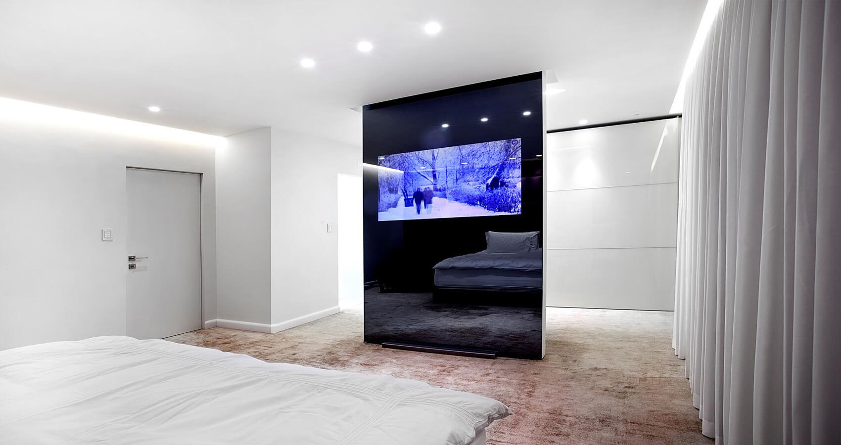 עיצוב חדר ארונות לחדרי שינה